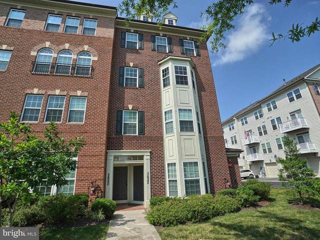 3620 Carriage Hill Drive #3620, FREDERICK, MD 21704 (#MDFR267070) :: Colgan Real Estate