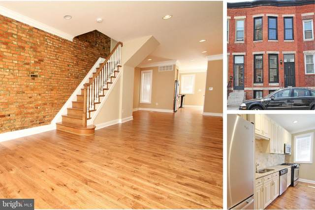 222 S Exeter Street, BALTIMORE, MD 21202 (#MDBA516434) :: Bruce & Tanya and Associates