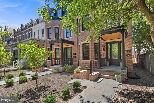 1844 Monroe Street NW #2, WASHINGTON, DC 20010 (#DCDC476308) :: LoCoMusings