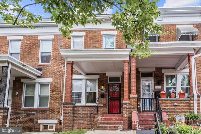 2873 Mayfield Avenue, BALTIMORE, MD 21213 (#MDBA516438) :: Mortensen Team