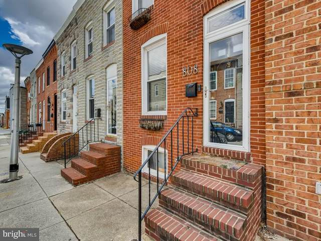 808 S Curley Street, BALTIMORE, MD 21224 (#MDBA516440) :: City Smart Living