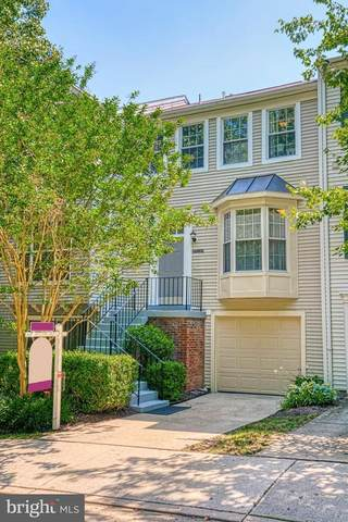 12283 Wye Oak Commons Circle #95, BURKE, VA 22015 (#VAFX1139988) :: Fairfax Realty of Tysons