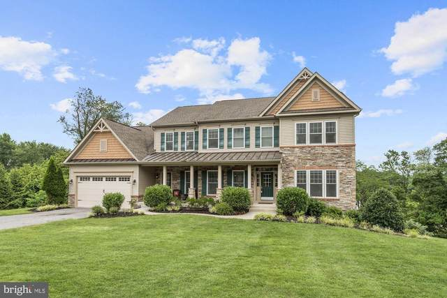 2807 Tally Ho Court, ELDERSBURG, MD 21784 (#MDCR197934) :: ExecuHome Realty