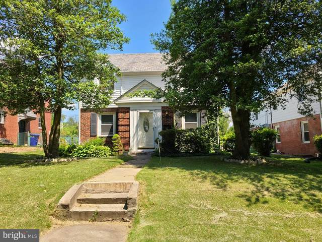1202 Windemere Avenue, BALTIMORE, MD 21218 (#MDBA516448) :: The Vashist Group