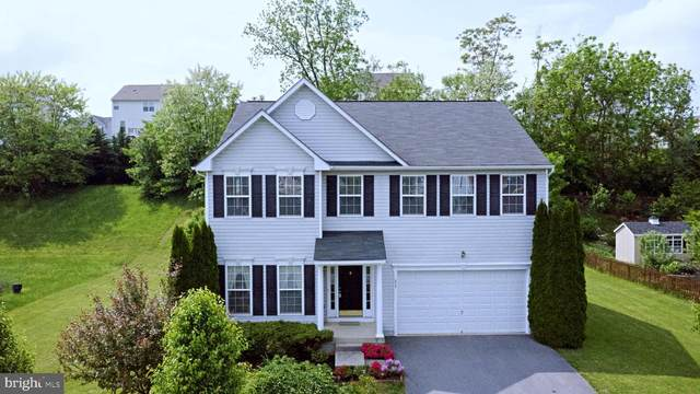 828 Chickamauga Drive, HARPERS FERRY, WV 25425 (#WVJF139380) :: The Miller Team