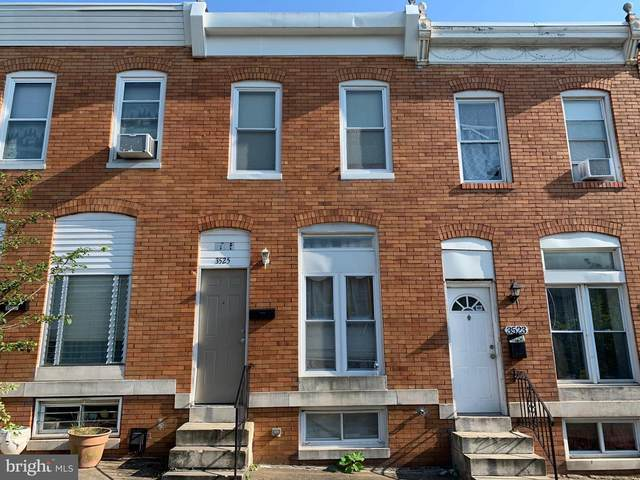 3525 E Fairmount Avenue, BALTIMORE, MD 21224 (#MDBA516452) :: The Putnam Group