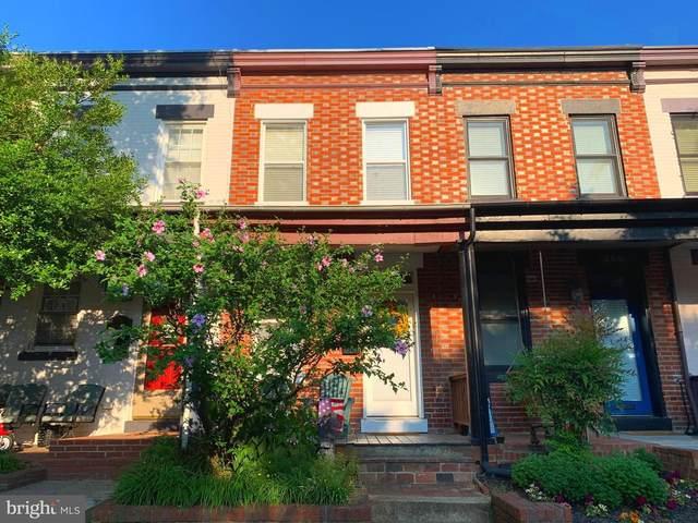 258 Warren Street NE, WASHINGTON, DC 20002 (#DCDC476330) :: Bruce & Tanya and Associates