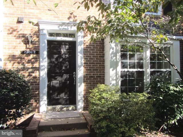 2500-C S Arlington Mill Drive 3C, ARLINGTON, VA 22206 (#VAAR165680) :: Jacobs & Co. Real Estate