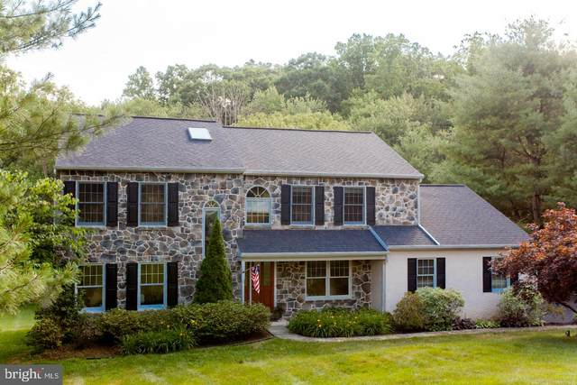 1206 Killington Circle, WEST CHESTER, PA 19380 (#PACT510646) :: ExecuHome Realty