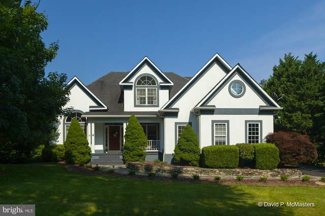 168 Meadow Ridge Drive, SHEPHERDSTOWN, WV 25443 (#WVJF139386) :: Bic DeCaro & Associates
