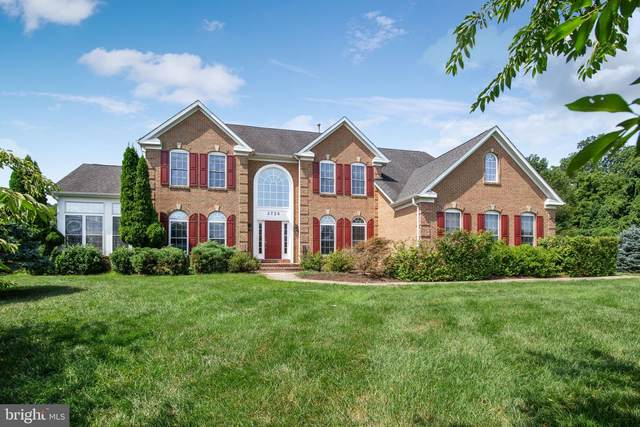 3729 Flintridge Court, BROOKEVILLE, MD 20833 (#MDMC715396) :: The Licata Group/Keller Williams Realty