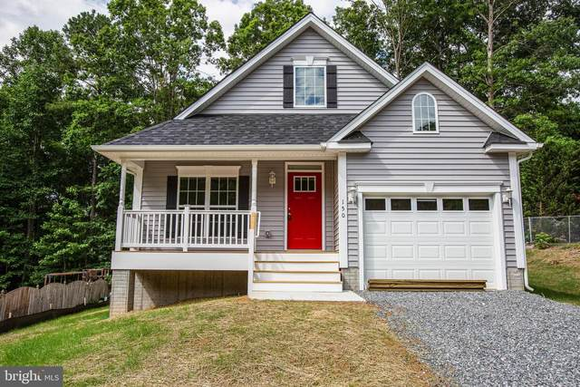 222 Hollyside Drive, RUTHER GLEN, VA 22546 (#VACV122486) :: John Smith Real Estate Group