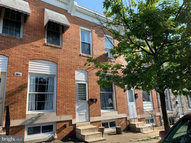 3503 E Fairmount Avenue, BALTIMORE, MD 21224 (#MDBA516462) :: Jennifer Mack Properties