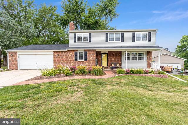 404 Fieldstone Court, FALLSTON, MD 21047 (#MDHR248974) :: Shawn Little Team of Garceau Realty