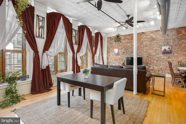 621-23 N 2ND Street 2F, PHILADELPHIA, PA 19123 (#PAPH912708) :: ExecuHome Realty
