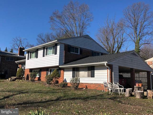 5516 Yorkshire Drive, TEMPLE HILLS, MD 20748 (#MDPG573788) :: Tom & Cindy and Associates