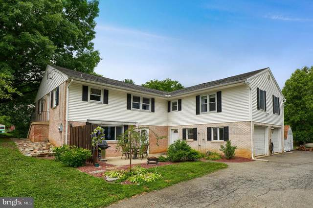402 Spring Drive, MILLERSVILLE, PA 17551 (#PALA166254) :: John Smith Real Estate Group