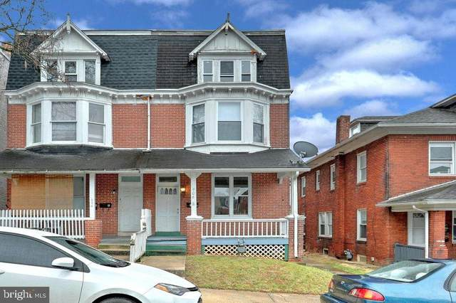 906 W Locust Street, YORK, PA 17401 (#PAYK141162) :: TeamPete Realty Services, Inc