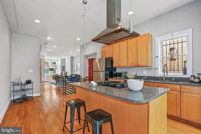 507 O Street NW #4, WASHINGTON, DC 20001 (#DCDC476358) :: Corner House Realty