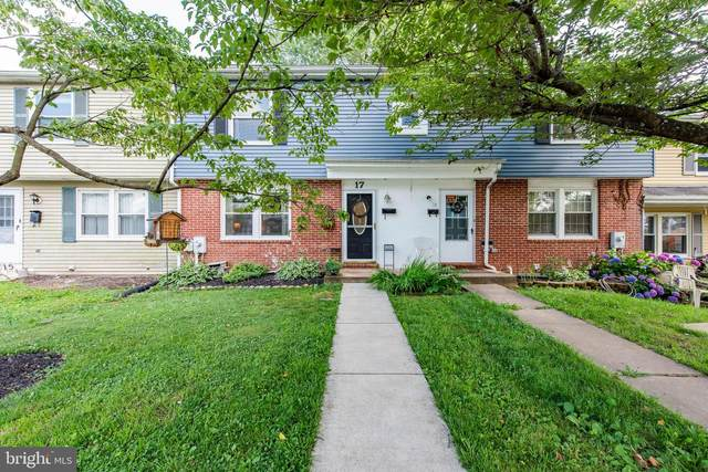 17 Glynn Garth, REISTERSTOWN, MD 21136 (#MDBC499320) :: Network Realty Group