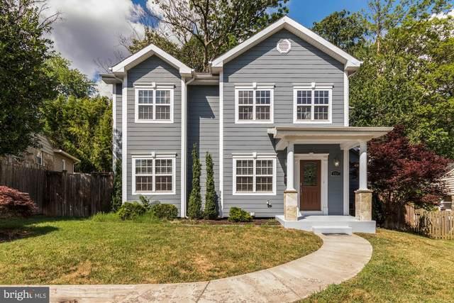 3931 Taney Avenue, ALEXANDRIA, VA 22304 (#VAAX248238) :: Pearson Smith Realty