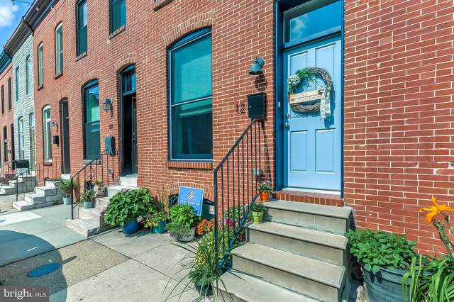 12 N Curley Street, BALTIMORE, MD 21224 (#MDBA516496) :: RE/MAX Advantage Realty