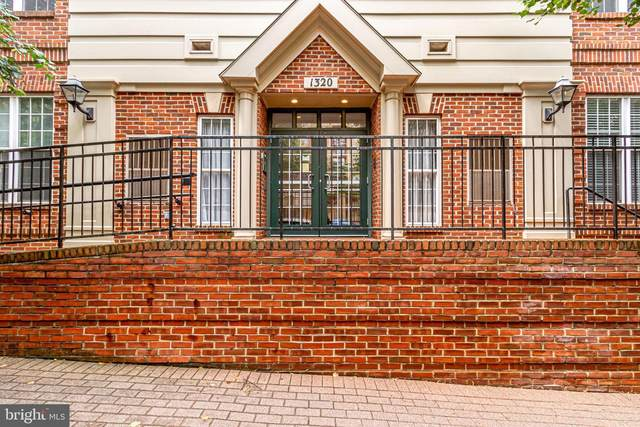 1320 N Wayne Street #406, ARLINGTON, VA 22201 (#VAAR165692) :: Tom & Cindy and Associates