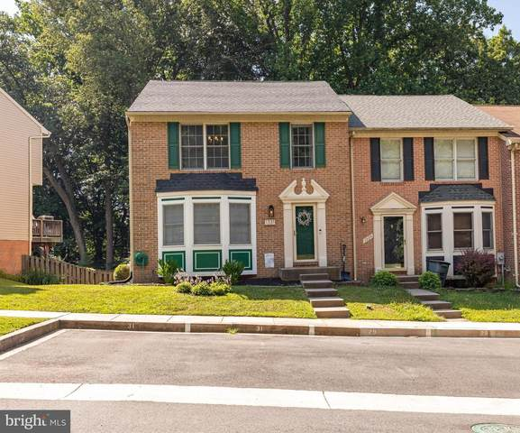 1331 Merry Hill Court, BEL AIR, MD 21015 (#MDHR248984) :: Shawn Little Team of Garceau Realty