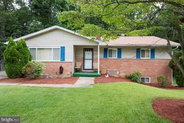 5112 Wilkins Drive, TEMPLE HILLS, MD 20748 (#MDPG573810) :: Tom & Cindy and Associates