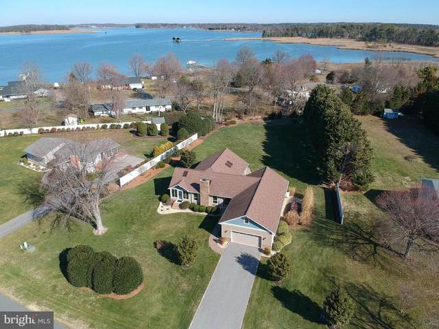 601 Old Point Road, CHESTER, MD 21619 (#MDQA144546) :: The MD Home Team