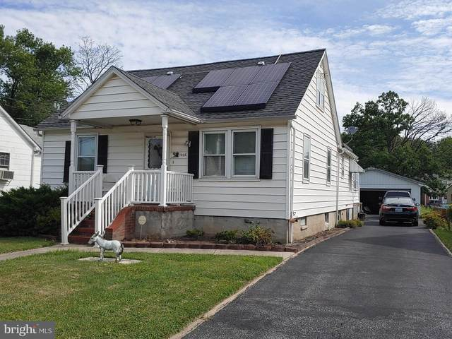 1226 Hilldale Road, BALTIMORE, MD 21237 (#MDBC499336) :: Advance Realty Bel Air, Inc