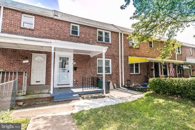 3035 E Federal Street, BALTIMORE, MD 21213 (#MDBA516500) :: Shawn Little Team of Garceau Realty