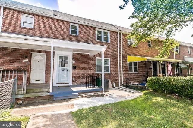 3035 E Federal Street, BALTIMORE, MD 21213 (#MDBA516500) :: Premier Property Group