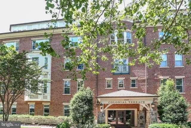 1633 N Colonial Terrace #411, ARLINGTON, VA 22209 (#VAAR165702) :: Jennifer Mack Properties