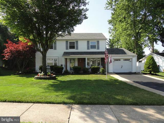 10 Burgess Lane, WILLINGBORO, NJ 08046 (#NJBL376382) :: Nexthome Force Realty Partners