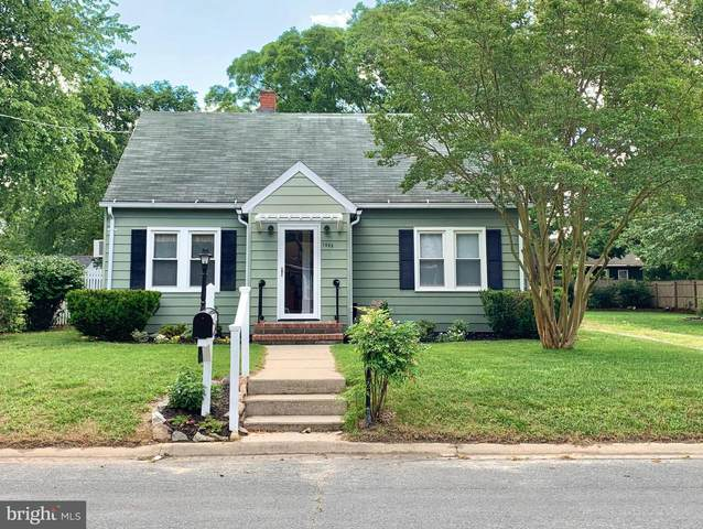 1009 Tyler Avenue, SALISBURY, MD 21804 (#MDWC108798) :: Pearson Smith Realty