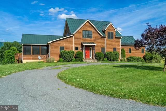 11520 Hume Road, HUME, VA 22639 (#VAFQ166274) :: The Miller Team
