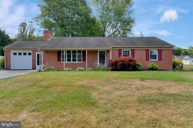 10037 Melody Lane, HAGERSTOWN, MD 21740 (#MDWA173326) :: Bob Lucido Team of Keller Williams Integrity