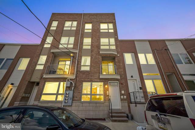 821 N 15TH Street #3, PHILADELPHIA, PA 19130 (#PAPH912888) :: Mortensen Team