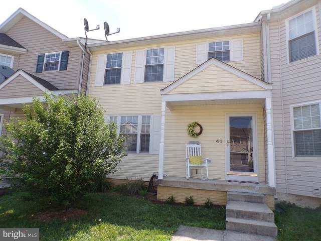 41 Argon Drive, MARTINSBURG, WV 25405 (#WVBE178456) :: The Miller Team