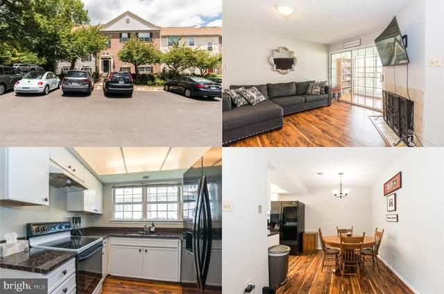 12104 Greenwood Court #202, FAIRFAX, VA 22033 (#VAFX1140090) :: Jennifer Mack Properties
