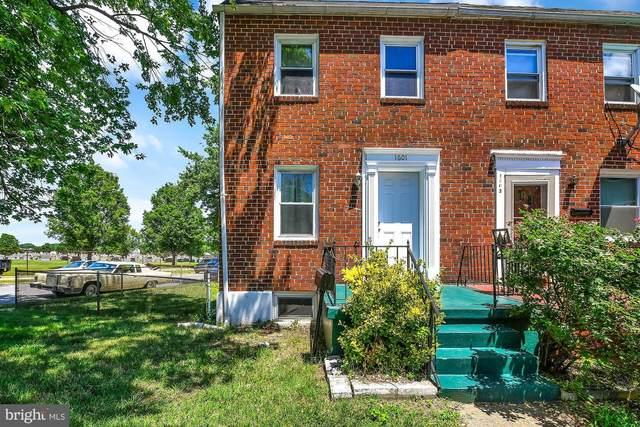 1601 Joplin Street, BALTIMORE, MD 21224 (#MDBA516540) :: CENTURY 21 Core Partners