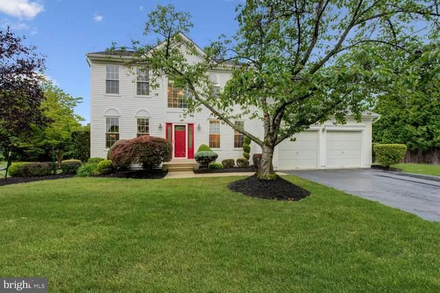 1 Berwick Circle, EAST WINDSOR, NJ 08520 (#NJME298278) :: Shamrock Realty Group, Inc