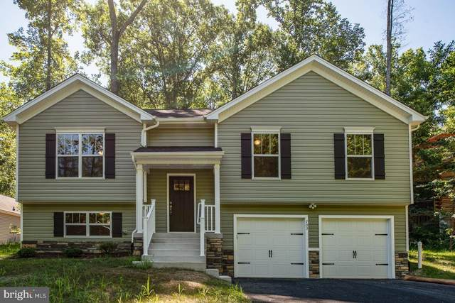 203 Edgemont Lane, LOCUST GROVE, VA 22508 (#VAOR137014) :: Dart Homes