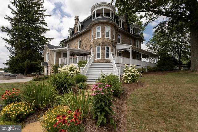 1898 Flint Road, CHESTER SPRINGS, PA 19425 (#PACT510730) :: Keller Williams Real Estate