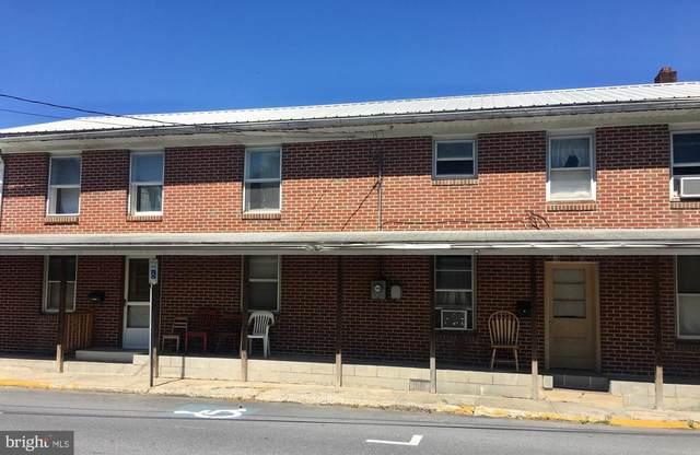 10 and 12 Park Avenue N, MERCERSBURG, PA 17236 (#PAFL173796) :: TeamPete Realty Services, Inc