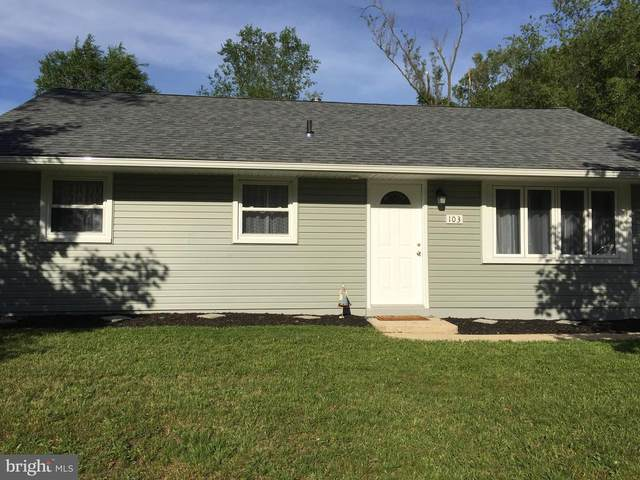103 Cerak Lane, CLAYTON, NJ 08312 (#NJGL261110) :: John Smith Real Estate Group