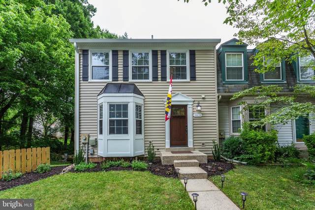 20413 Afternoon Lane, GERMANTOWN, MD 20874 (#MDMC715532) :: CENTURY 21 Core Partners