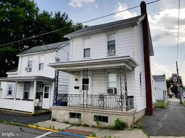 54-56 N Morris Street, SAINT CLAIR, PA 17970 (#PASK131382) :: Mortensen Team
