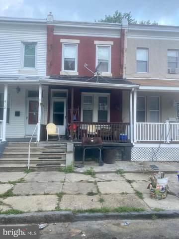 614 N Pallas Street, PHILADELPHIA, PA 19104 (#PAPH912950) :: Bob Lucido Team of Keller Williams Integrity